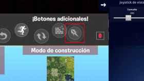 Cómo cambiar los botones de Fortnite para Android y añadir nuevos