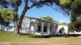 La finca Fuentepiña tiene una casa de 250 metros cuadrados y 10 hectáreas de terreno