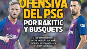 Portada Sport (20/08/18)