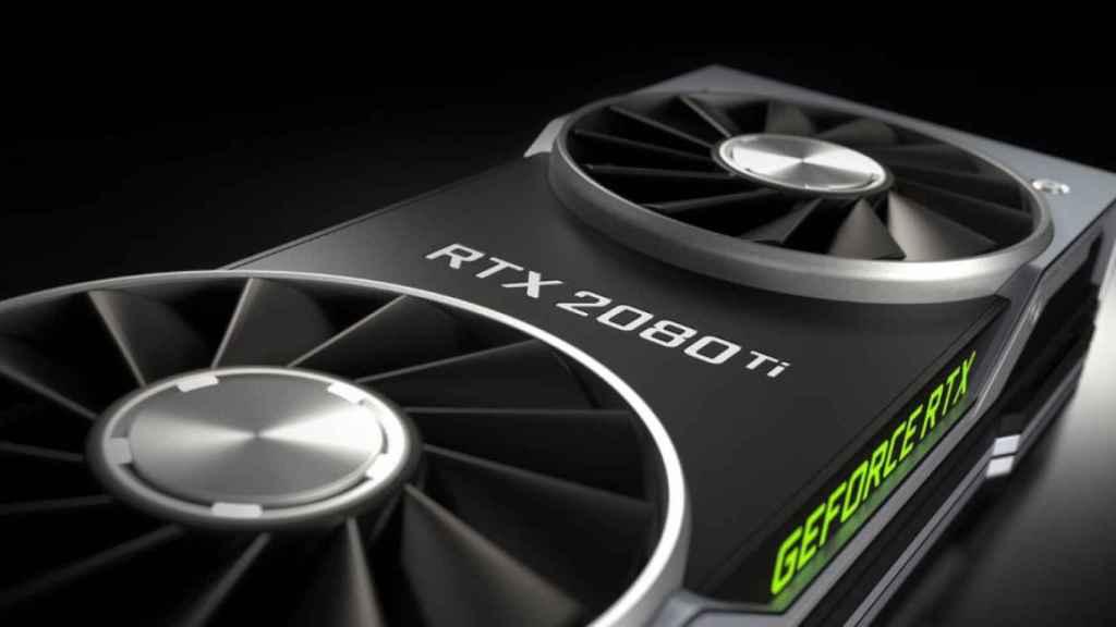 RTX 2080 Ti.