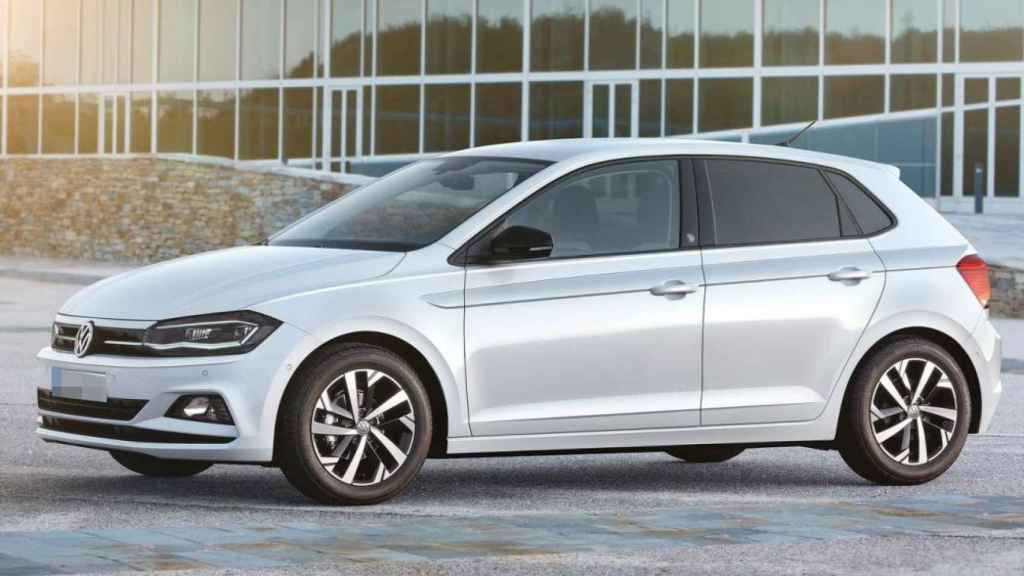 Volkswagen  polo blanco nuevo