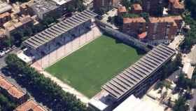 Estadio de Vallecas. Foto: rayovallecano.es