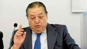 El empresario valenciano Vicente Boluda, que cede la silla en el consejo de administración de COPE a su pareja, Esther Pastor.