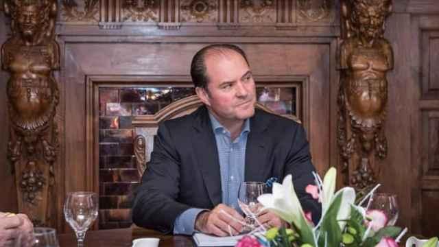 El empresario mexicano Carlos Fernández, dueño del holding AmRest y de La Tagliatella.