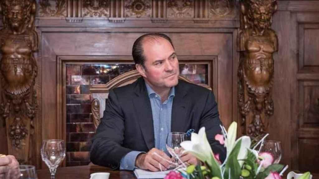 El empresario e inversor mexicano Carlos Fernández (Grupo Finaccess).