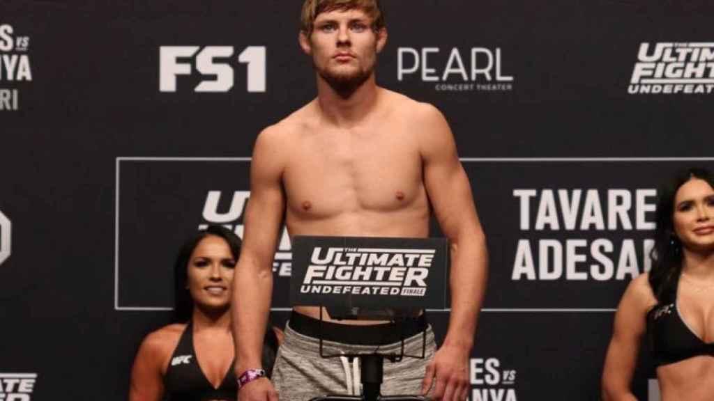 Bryce Mitchell, luchador de la UFC. Foto: Twitter (@ThugnastyMMA)