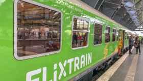 Flixtrain ofrece trayectos de alta velocidad en Alemania a 10 euros.