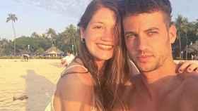 Jorge y Miri en una imagen de sus redes sociales.