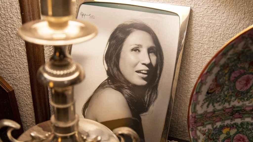 Los recuerdos invaden la casa de Carmen Segovia