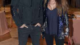 María Patiño  y su marido Ricardo Rodríguez en imagen de archivo.
