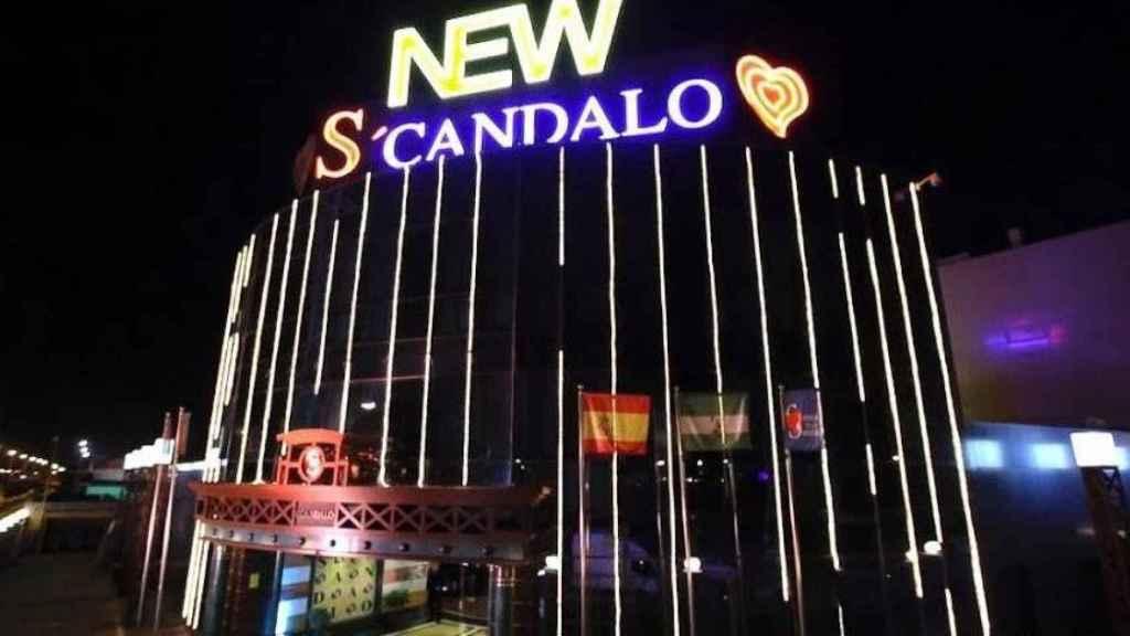 New Scandalo, prostíbulo de Málaga.