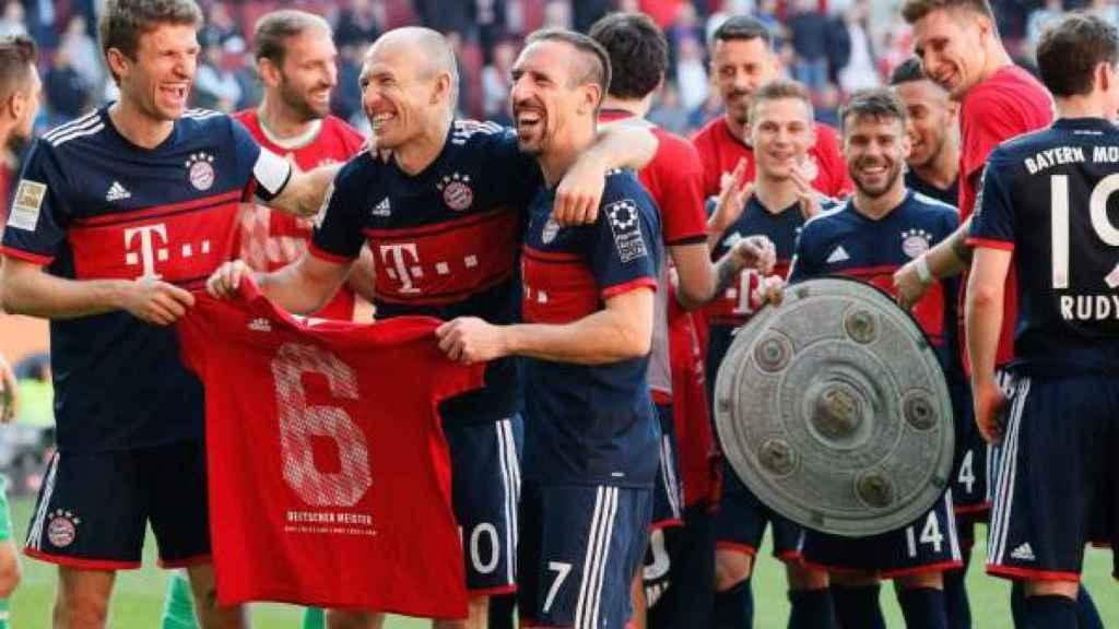 El Bayern, el rival a batir una temporada más.