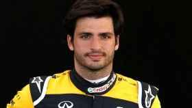 Carlos Sainz, piloto de Renault.