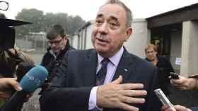El ex primer ministro escocés, Alex Salmond