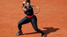 Serena Williams en Roland Garros
