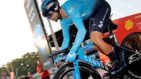 Primera etapa de la Vuelta ciclista a España