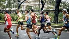 La tragedia golpeó la media maratón de Buenos Aires.
