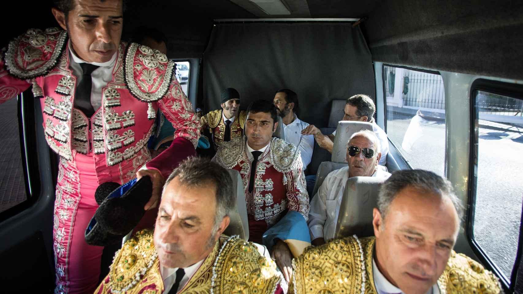 """Padilla, el torero que salvó al hombre llamado Juan José: """"La fiesta se va a defender"""""""