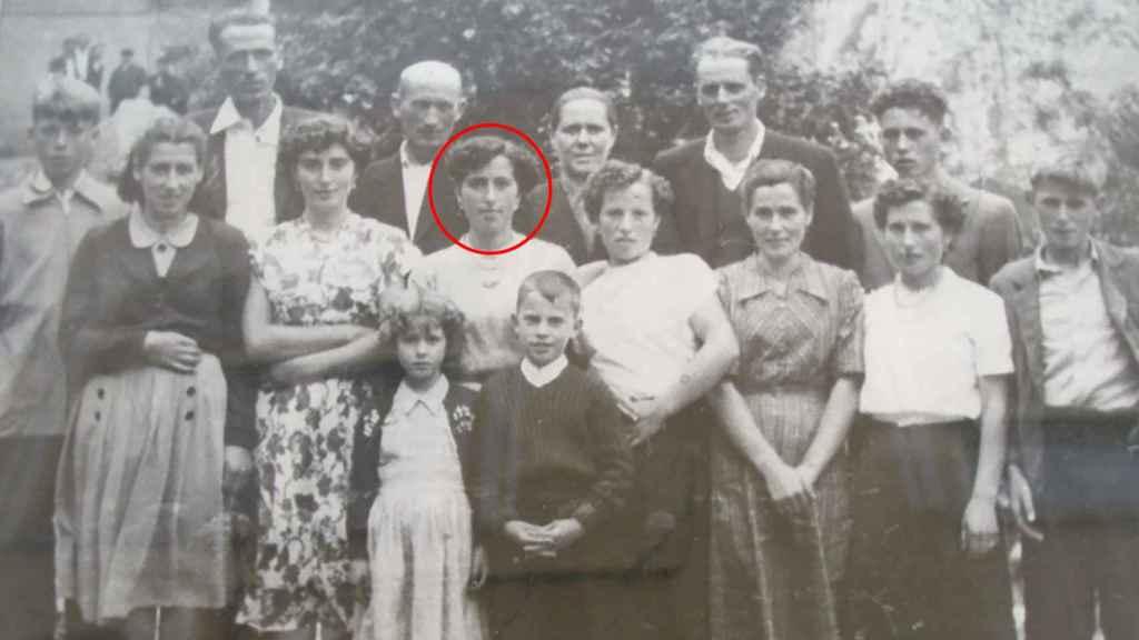 Familia de Encarnación Martínez