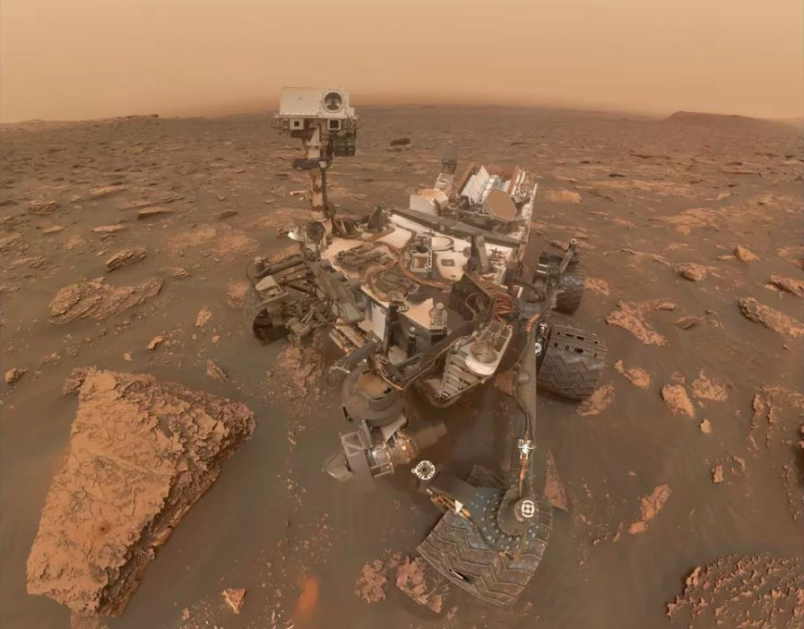 rover opportunity marte