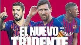 Portada Mundo Deportivo (27/08/18)