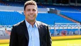 ronaldo futbol brasil real valladolid 1