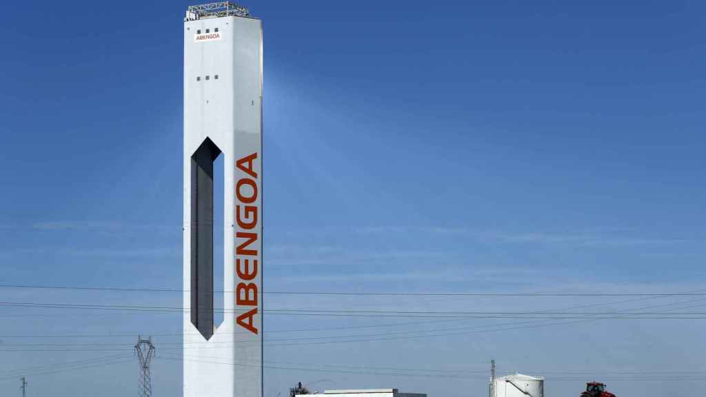 Torre Abengoa, imagen de archivo.
