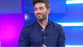 El presentador Dani Martínez.