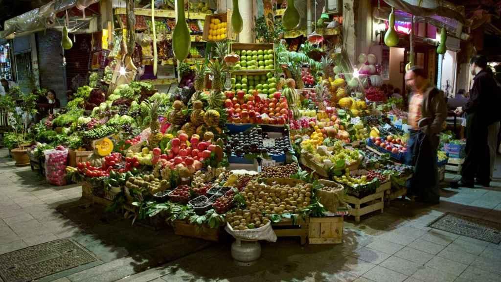 La fruta natural no engorda, pero los zumos naturales de frutas sí.