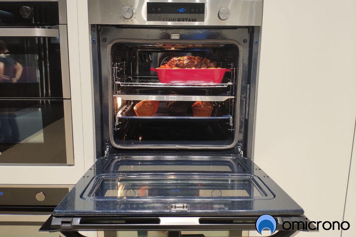 horno samsung Dual Cook Flex