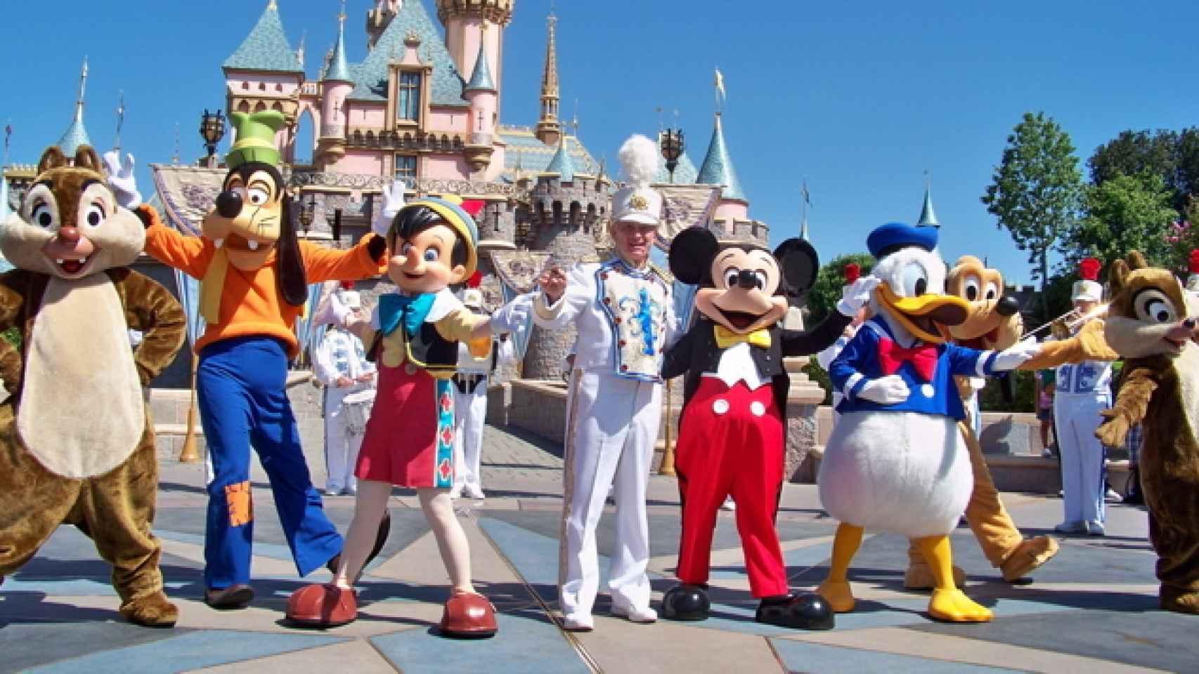 Disney abrirá su séptimo parque de atracciones