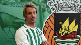 Fabio Coentrao, nuevo jugador del Rio Ave