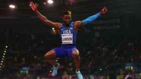 Lawson, atleta estadounidense