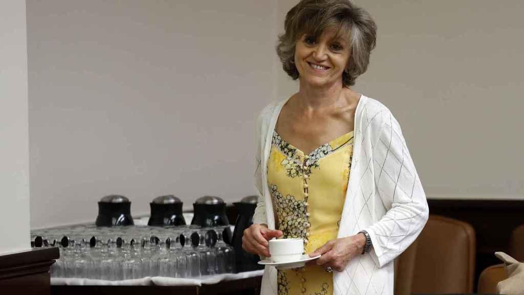 María Luisa Carcedo, nueva ministra de Sanidad, en una foto de archivo.