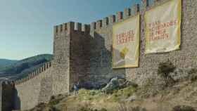Fotograma del anuncio de Ikea en las murallas de Albarracín (Teruel).