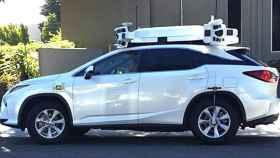 coche autonomo apple lexus