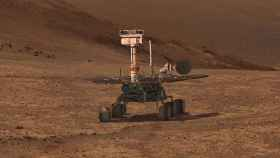 nasa opportunity rover marciano marte