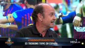 Juanma Rodríguez en El Chiringuito (@elchiringuitotv)