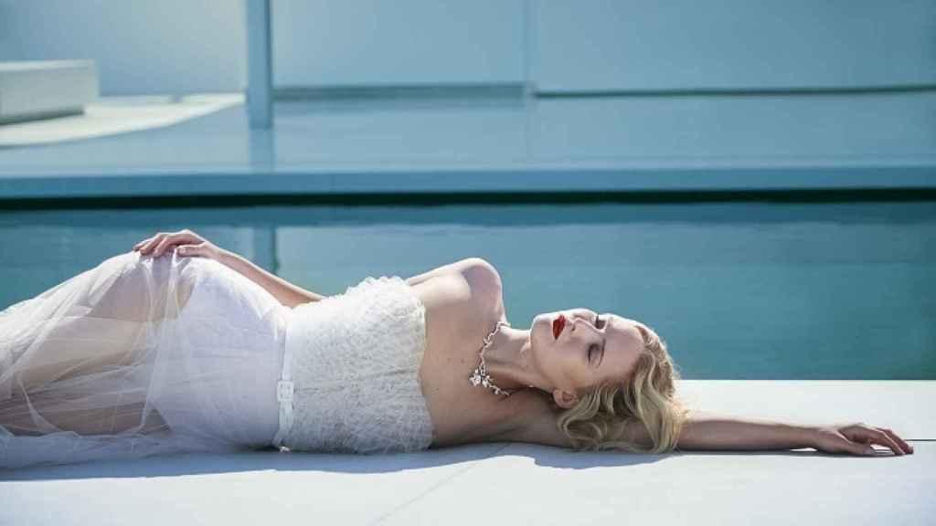 Jennifer Lawrence en un fotograma del anuncio.