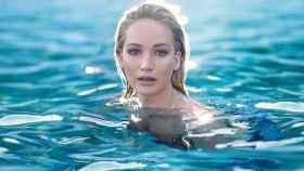Jennifer Lawrence en el anuncio de Joy.