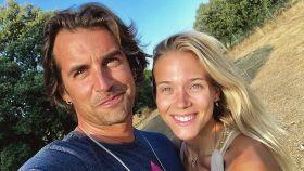 Patricia Montero y Álex Adrover están muy felices con la nueva noticia.