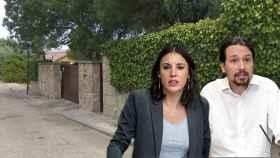 Chalet de Pablo Iglesias e Irene Montero