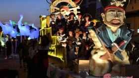 desfile carrozas fiestas medina del campo valladolid 8