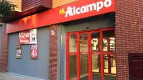 Un supermercado Mi Alcampo.