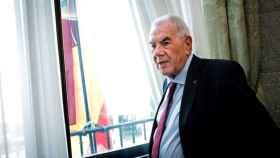 El conseller de Acción Exterior, Relaciones Instituciones y Transparencia Ernest Maragall.