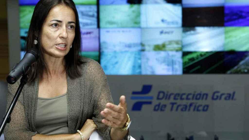 María Seguí, ex directora de la DGT durante el Gobierno del Partido Popular