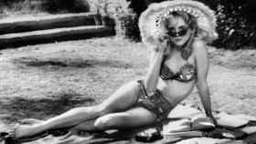 Fotograma de la película 'Lolita' que filmó Stanley Kubrick en 1962.