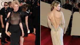 La actriz Renée Zellweger atribuyó a la dieta líquida su radical pérdida de peso.