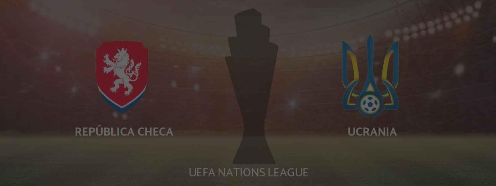 República Checa - Ucrania, UEFA Nations League