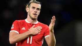 Bale también lidera a Gales en la goleada ante Irlanda